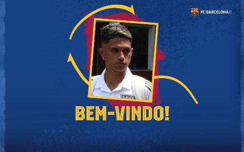 Barca chiêu mộ sao trẻ Brazil, định giá 300 triệu euro
