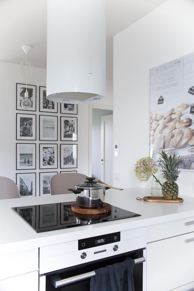 Villa H, koti,sisustus, keittiö, keittiön sisustus