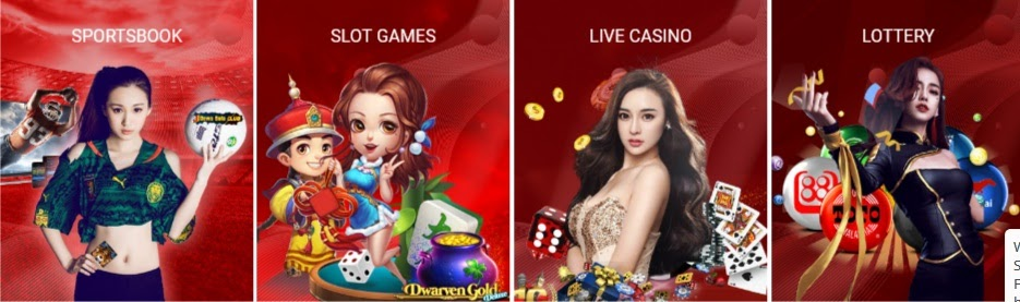 Play best games in Singapore casino Online