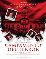 El Campamento del Terror (Summer Camp)