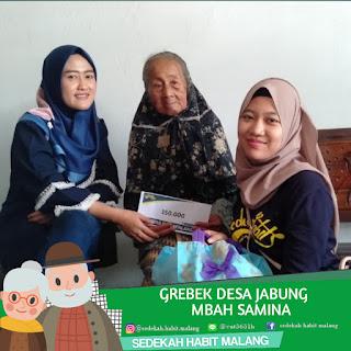 Mbah Samina : Grebek Desa