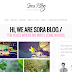 Sora Blog Responsive Blogger Template