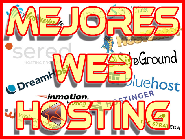 Mejores Web Hosting