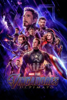 Vingadores: Ultimato Torrent – HD 720p/1080p Dual Áudio