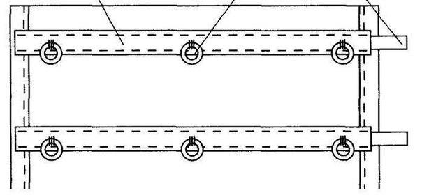 римская штора, как сшить римскую штору