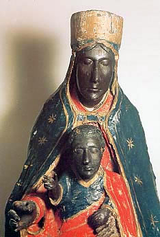 Sicily: Cuisine, Culture and Tradition: The Black Madonna ...