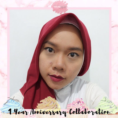 beautysquad birthday make up collaboration
