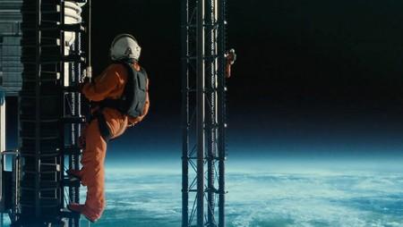 Brad Pitt en 'Ad Astra'