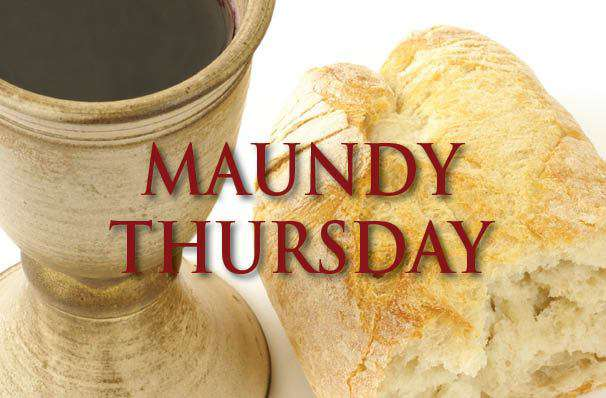 Maundy Thursday Wishes For Facebook