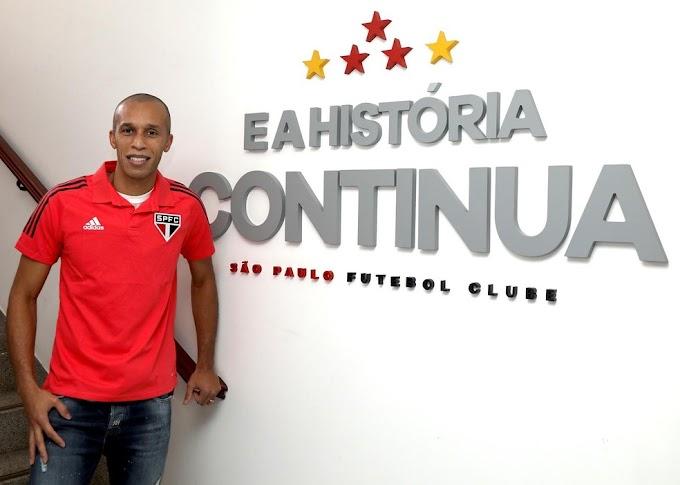 São Paulo anuncia contratação de Miranda