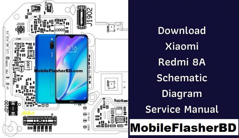 Download Xiaomi Redmi 8a Schematic Diagram Full Pdf Pack Free Download By Jonaki Telecom