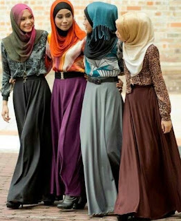 Model Baju Wanita Hijab Fashion