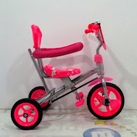exotic et1255-7 rotor bmx baby tricycle