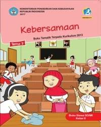 Buku tema 7 Siswa Kelas 2 K13 2017