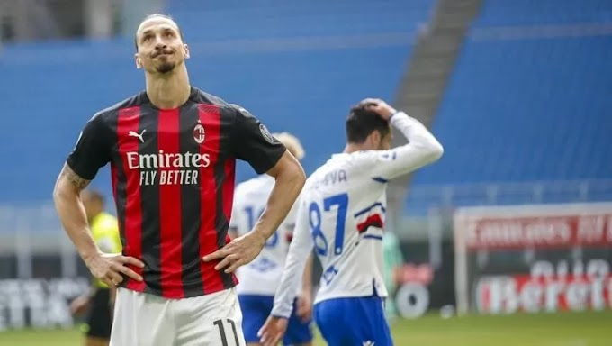 Hauge rescues a point as AC Milan struggle against 10 men