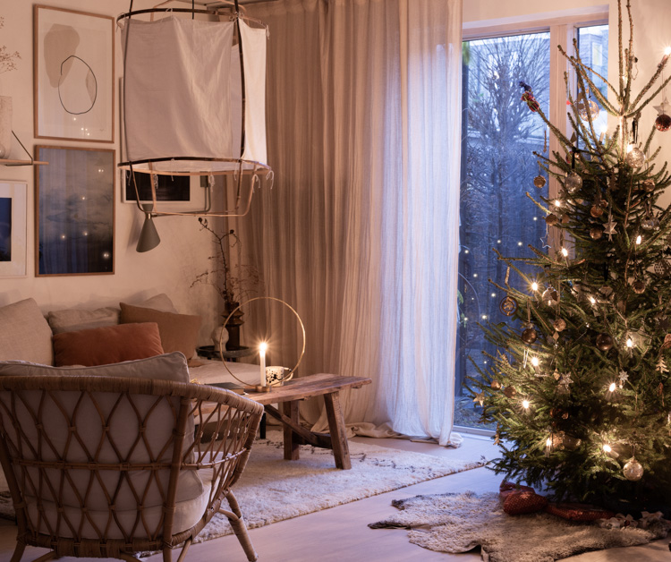 Our Home – All Ready for Christmas!