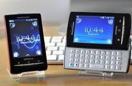 Harga Handphone Sony Ericsson Xperia Mini Pro