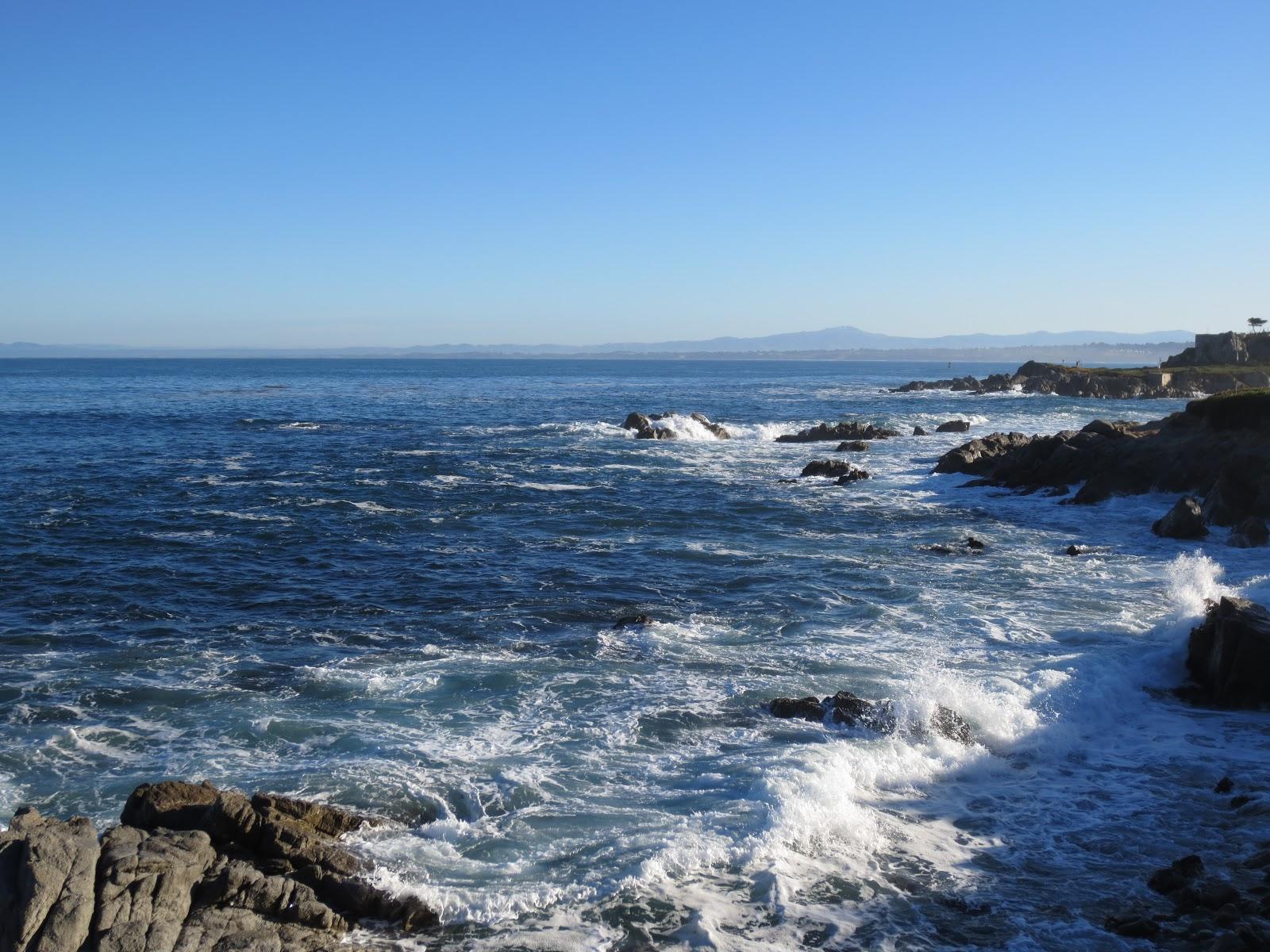 California, Fall, McWay, Pacific Ocean Wallpapers HD ...  |Pacific Ocean California