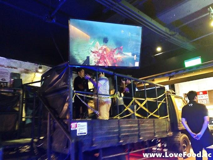 台北信義-VAR LIVE 台北信義威秀 VR體驗館-來場虛擬實境的團體遊戲