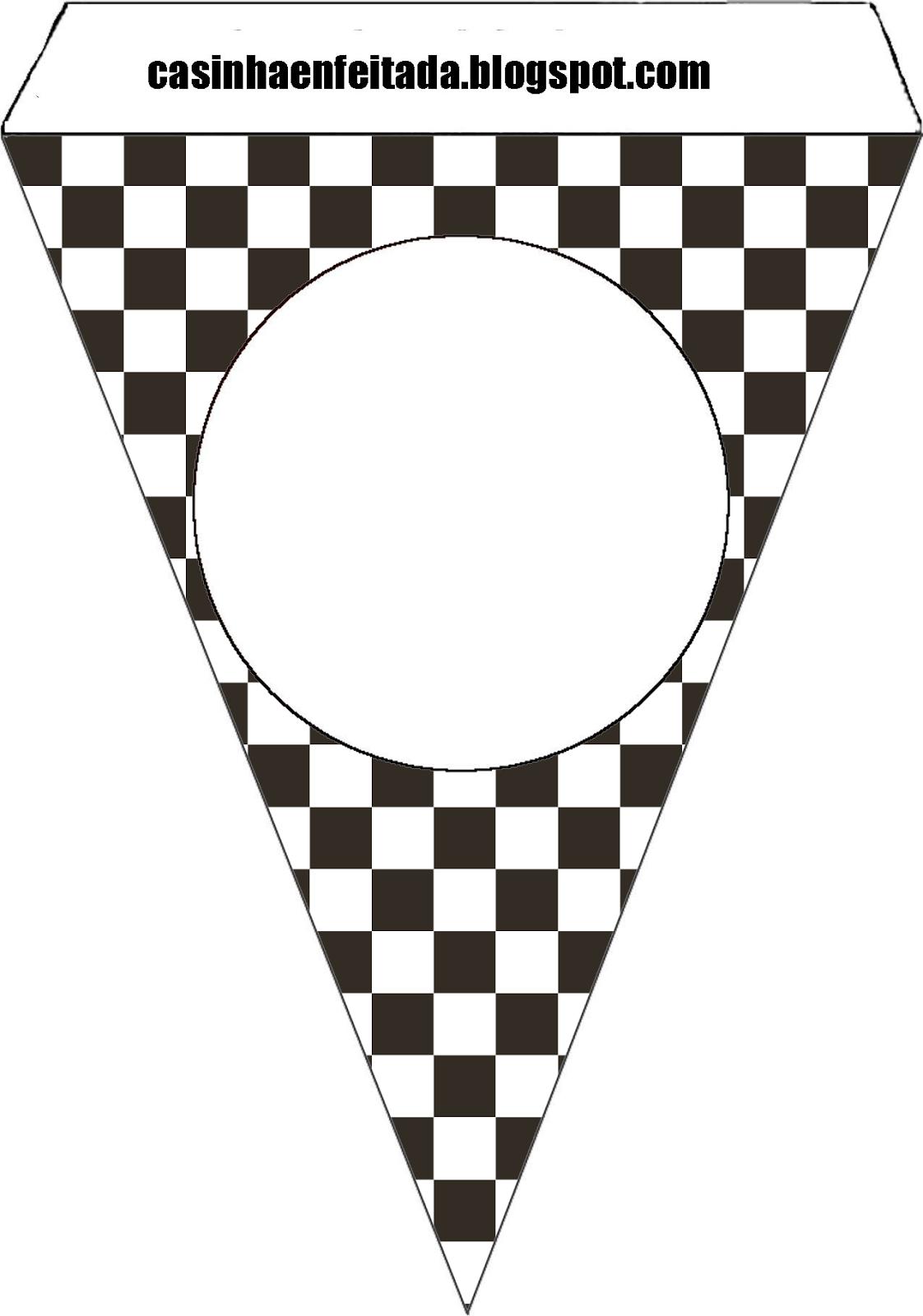 Bandeirinha Com Nome Para Imprimir