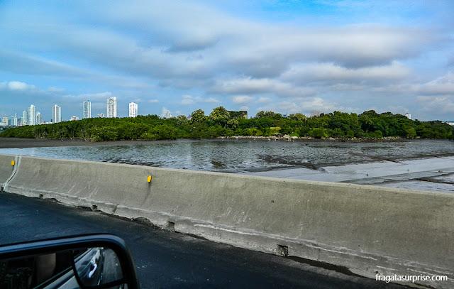 Panamá Viejo, a primeira cidade fundada pelos colonizadores espanhóis no Istmo do Panamá