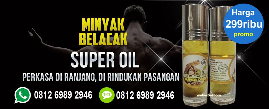 Minyak Belacak Super Oil Asli Waherbal.com