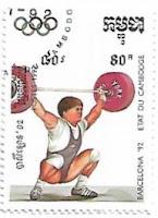 Jogos Olímpicos de Verão de 1992, Halterofilismo