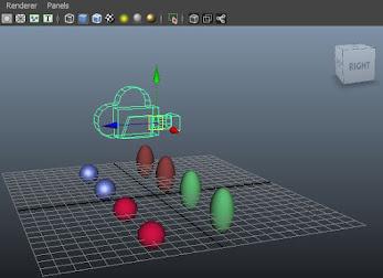 Camera settings, short films making animation