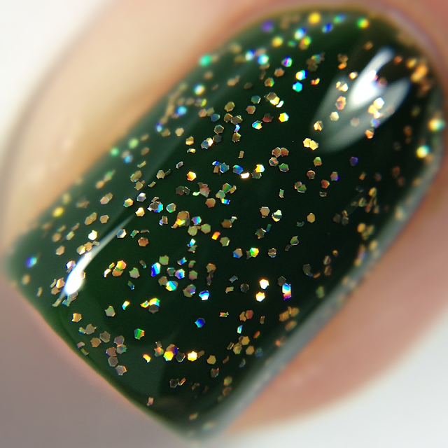Colores de Carol-Pot of Gold