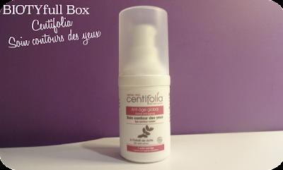 Biotyfull Box de Janvier - La Chance