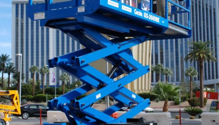 What Is a Scissor Lift? EVERYTHING You Need to Know - AddyBuilders Com