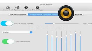 برنامج رفع الصوت DFX