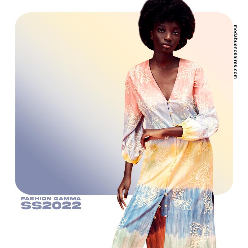 colores 2022 moda verano 2022 colores