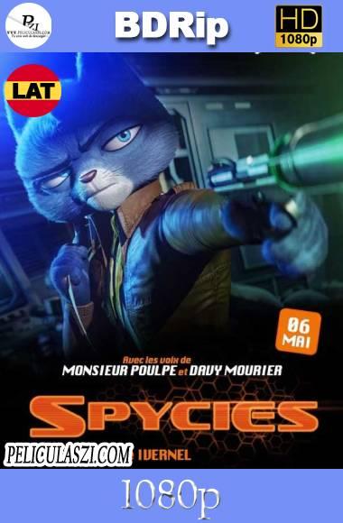 Spycies (2019) HD BDRip 1080p Dual-Latino