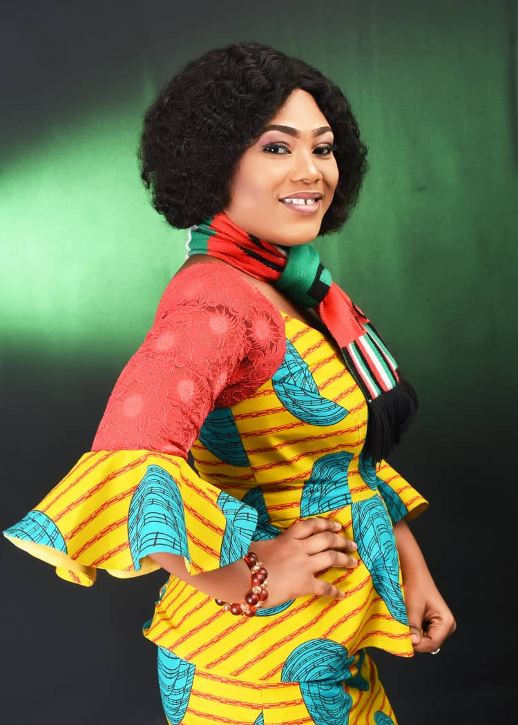 SUHUM NDC : IWILL CONTEST THE PARLIAMENTARY PRIMARIES ,WIN AND UNITE THE PARTY FOR VICTORY 2020 ', AMANDA DECLARES