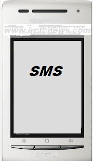 Mobile SMS - Indian Railways, Paper Less Ticket