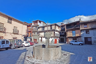 Garganta la Olla. Cáceres, Extremadura