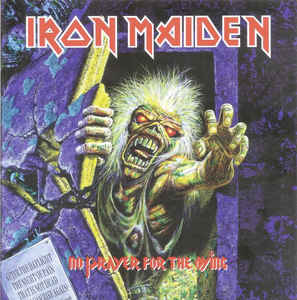 """Iron Maiden - """"No Prayer for the Dying"""" - reedycja 1998"""