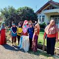 """""""Jumat bersih"""" Kepala Desa Setia Negara Ajak Perangkat Desa dan Warga Gotong Royong"""