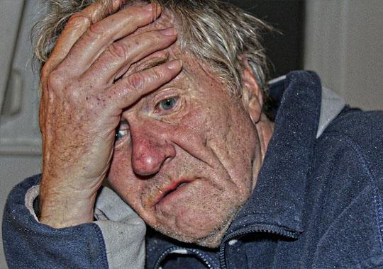 Os primeiros sinais da doença Alzheimer