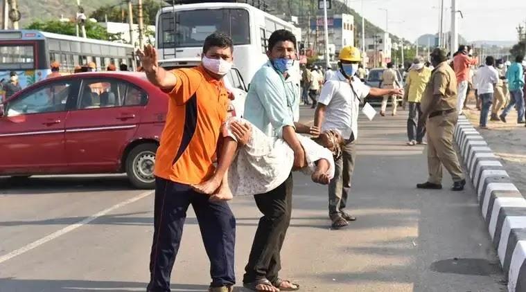 Visakhapatnam Gas Tragedy Remind Us Bhopal Tragedy