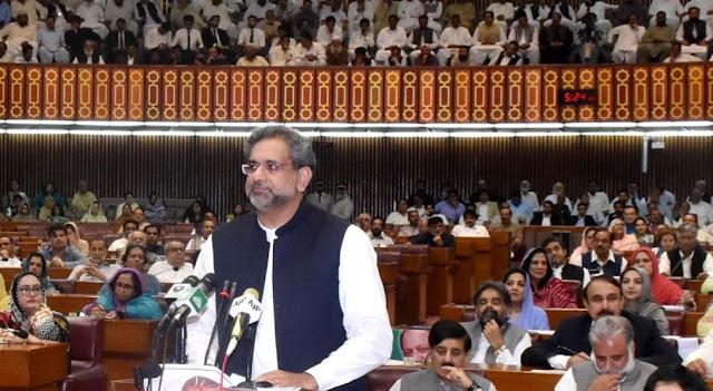 آصف شاہد: گلالئی کے الزامات کی تحقیقات پارلیمانی کمیٹی سے کرانے کی تجویز