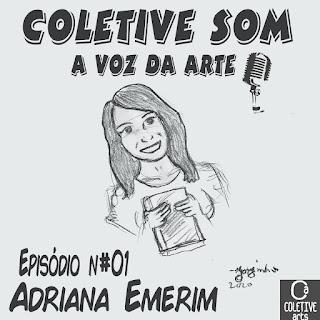 Episódio 01 - Leituras e Leitores, com Adriana Emerim