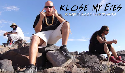 New Music Alert  Klose My Eyes, Awalkin Konflict, Komatos, Bound By Blood, DB Da Ghost, Dust In The Wind, Video Premiere, Hip Hop Everything, Grind Mode Cypher, Pormo Vatican