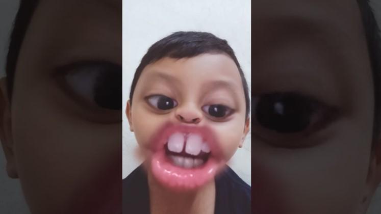 Filter Instagram Bibir Monyong