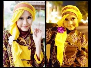 7 Trend Model Hijab Modern Untuk Pesta