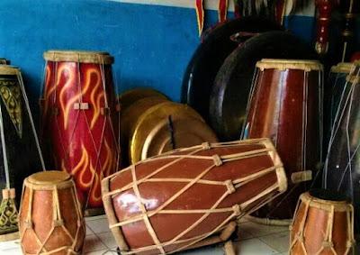 Alat Musik Tari Jaipong