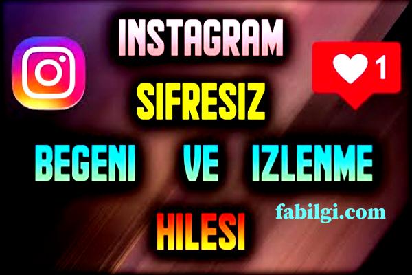 Instagram Takipçi Hilesi Kanıtlı Impılsiona Yabancı Site 2021 Yeni