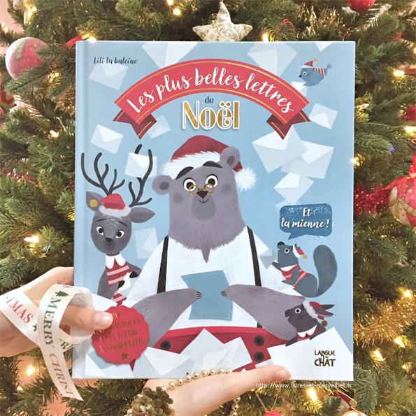 Les plus belles lettres de Noël (et la mienne !) - Lili la baleine