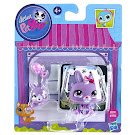 Littlest Pet Shop Mommy and Baby Rabbit (#3591) Pet